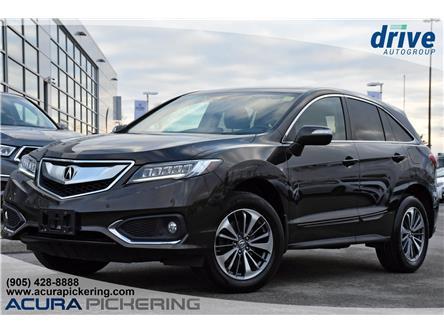2018 Acura RDX Elite (Stk: AP5059) in Pickering - Image 1 of 36