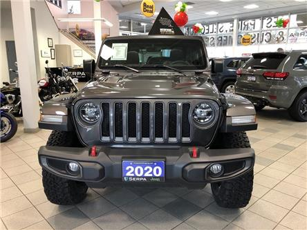 2020 Jeep Wrangler Rubicon (Stk: 204047) in Toronto - Image 2 of 15