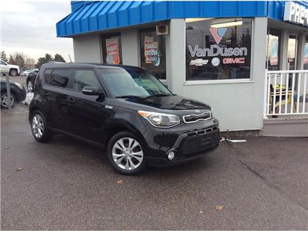 2016 Kia Soul 5dr Wgn Auto EX (Stk: 184254A) in Ajax - Image 1 of 20
