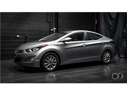 2015 Hyundai Elantra GLS (Stk: CT19-525) in Kingston - Image 2 of 35