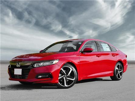 2020 Honda Accord Sport 1.5T (Stk: I200308) in Mississauga - Image 1 of 28