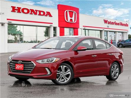 2017 Hyundai Elantra Limited (Stk: u6370a) in Waterloo - Image 1 of 27