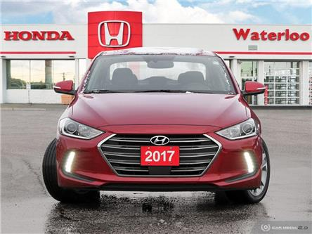 2017 Hyundai Elantra Limited (Stk: u6370a) in Waterloo - Image 2 of 27