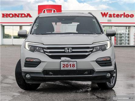2018 Honda Pilot Touring (Stk: U6599) in Waterloo - Image 2 of 27