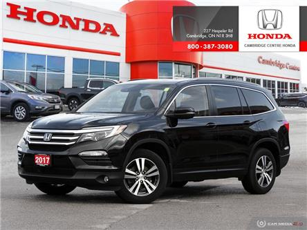 2017 Honda Pilot EX (Stk: 19481A) in Cambridge - Image 1 of 27