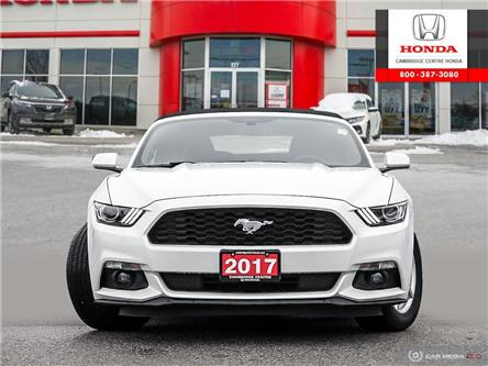 2017 Ford Mustang V6 (Stk: 19945B) in Cambridge - Image 2 of 29