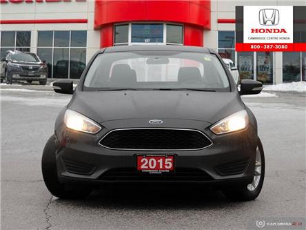 2015 Ford Focus SE (Stk: 20444A) in Cambridge - Image 2 of 27