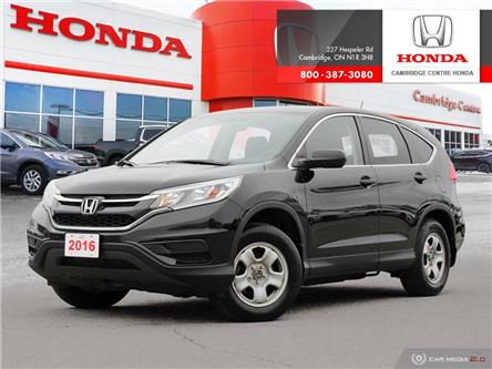 2016 Honda CR-V LX (Stk: 20040B) in Cambridge - Image 1 of 27