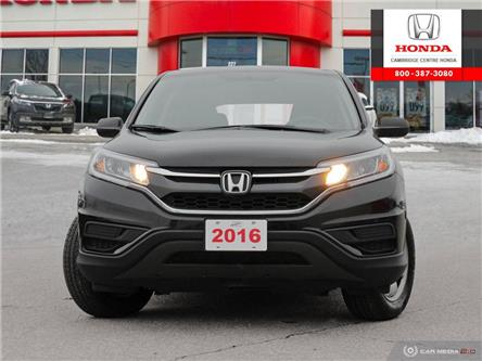2016 Honda CR-V LX (Stk: 20040B) in Cambridge - Image 2 of 27