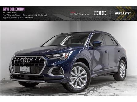 2020 Audi Q3 45 Komfort (Stk: A12831) in Newmarket - Image 1 of 22