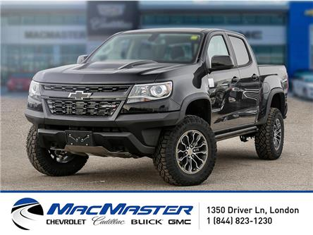 2020 Chevrolet Colorado ZR2 (Stk: 200171) in London - Image 1 of 10