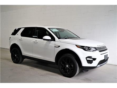 2016 Land Rover Discovery Sport HSE (Stk: 621489) in Vaughan - Image 1 of 27