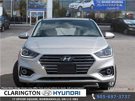 2020 Hyundai Accent Ultimate (Stk: 19933) in Clarington - Image 2 of 24