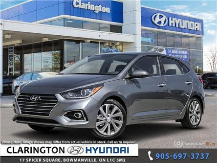 2020 Hyundai Accent Ultimate (Stk: 19935) in Clarington - Image 1 of 24