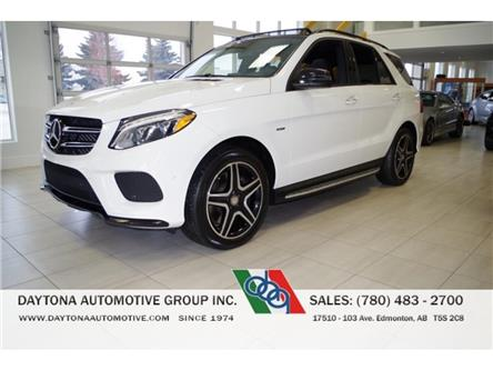 2016 Mercedes-Benz GLE-Class Base (Stk: 8455) in Edmonton - Image 1 of 28
