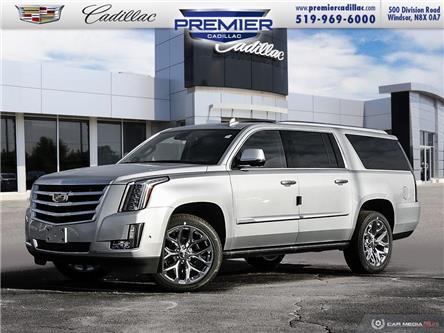 2020 Cadillac Escalade ESV Premium Luxury (Stk: 200044) in Windsor - Image 1 of 28