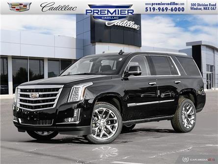 2020 Cadillac Escalade Premium Luxury (Stk: 200196) in Windsor - Image 1 of 28