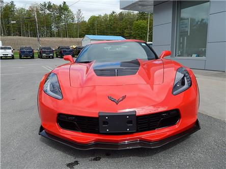 2019 Chevrolet Corvette Z06 (Stk: 19472) in Campbellford - Image 1 of 23