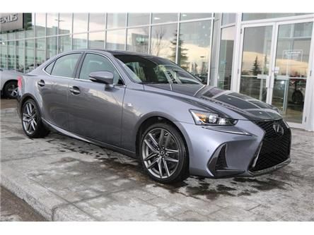 2018 Lexus IS 350 Base (Stk: 4005A) in Calgary - Image 1 of 12