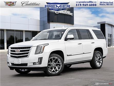 2020 Cadillac Escalade Premium Luxury (Stk: 200197) in Windsor - Image 1 of 28