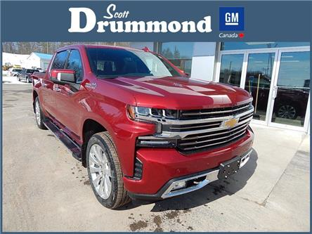 2019 Chevrolet Silverado 1500 High Country (Stk: ) in Campbellford - Image 1 of 16