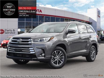 2019 Toyota Highlander XLE AWD (Stk: 70048) in Vaughan - Image 1 of 24