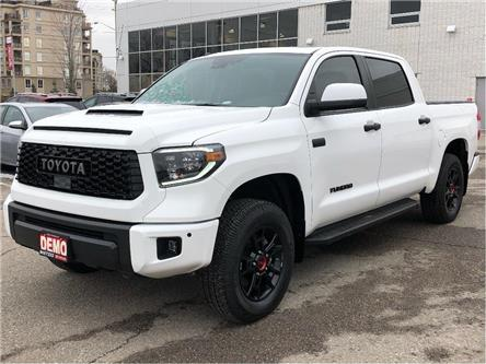 2019 Toyota Tundra TRD Pro (Stk: D68593) in Vaughan - Image 1 of 20