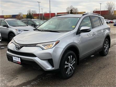 2016 Toyota RAV4 LE (Stk: U3018) in Vaughan - Image 1 of 19