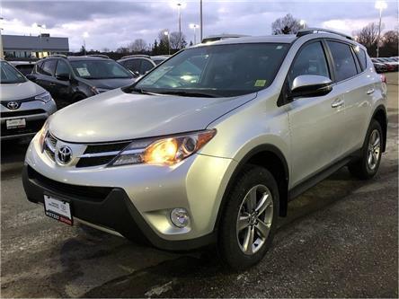 2015 Toyota RAV4 XLE (Stk: U2995) in Vaughan - Image 1 of 19