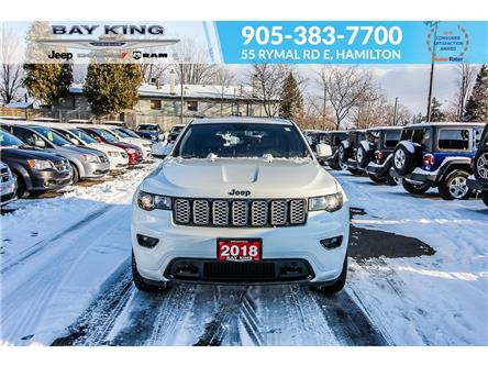 2018 Jeep Grand Cherokee Laredo (Stk: 187710) in Hamilton - Image 2 of 15