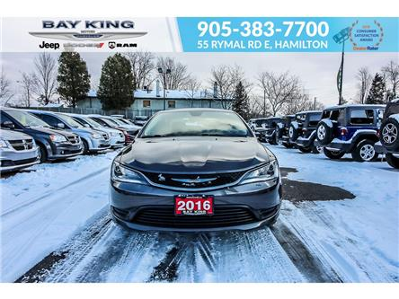 2016 Chrysler 200 LX (Stk: 6889RA) in Hamilton - Image 2 of 19
