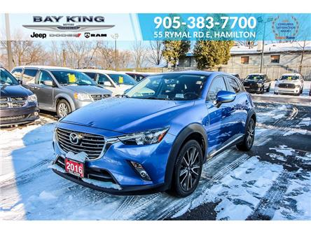 2016 Mazda CX-3 GT (Stk: 6900RA) in Hamilton - Image 1 of 25