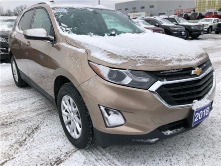 2018 Chevrolet Equinox 1LT (Stk: S2364) in Cornwall - Image 1 of 21