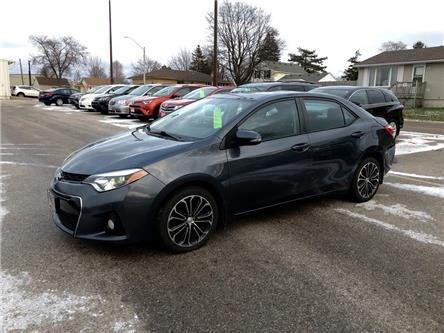 2014 Toyota Corolla S (Stk: U23719) in Goderich - Image 1 of 19