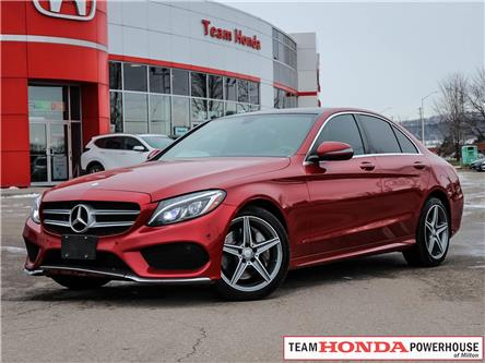 2016 Mercedes-Benz C-Class Base (Stk: 20047A) in Milton - Image 1 of 29