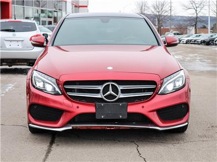2016 Mercedes-Benz C-Class Base (Stk: 20047A) in Milton - Image 2 of 29