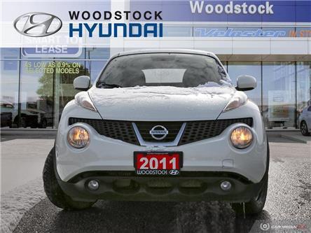 2011 Nissan Juke SL (Stk: KA20013A) in Woodstock - Image 2 of 27
