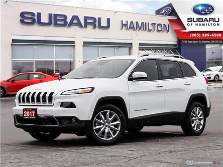 2017 Jeep Cherokee Limited (Stk: S8024A) in Hamilton - Image 1 of 26