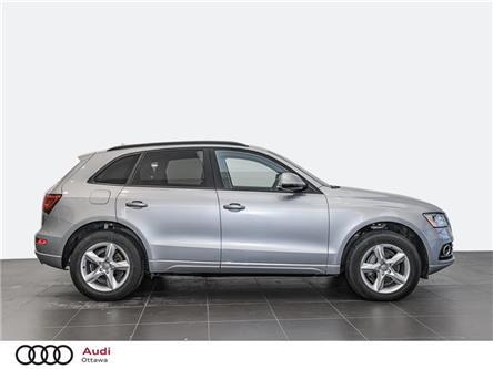 2017 Audi Q5 2.0T Komfort (Stk: 53106A) in Ottawa - Image 2 of 19