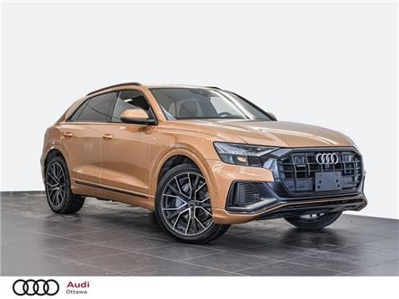 2019 Audi Q8 55 Technik (Stk: 53206A) in Ottawa - Image 1 of 20