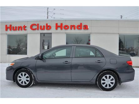 2012 Toyota Corolla  (Stk: 7415A) in Gloucester - Image 1 of 18
