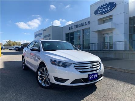 2019 Ford Taurus Limited (Stk: P6880A) in St. Thomas - Image 1 of 27