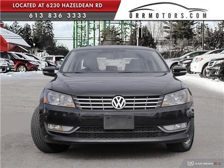 2015 Volkswagen Passat 2.0 TDI Trendline (Stk: 5894) in Stittsville - Image 2 of 27