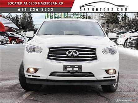 2014 Infiniti QX60 Base (Stk: 5683) in Stittsville - Image 2 of 27