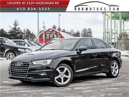 2015 Audi A3 2.0T Komfort (Stk: 5944) in Stittsville - Image 1 of 28