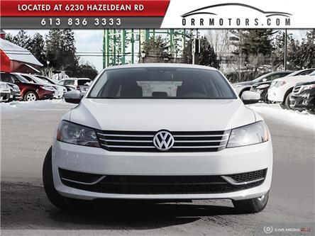 2015 Volkswagen Passat 1.8 TSI Trendline (Stk: 5925) in Stittsville - Image 2 of 27