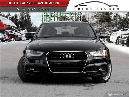 2016 Audi A4 2.0T Komfort plus (Stk: 5946) in Stittsville - Image 2 of 27