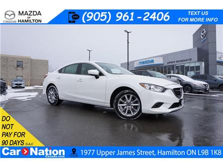 2017 Mazda MAZDA6 GX (Stk: HU981) in Hamilton - Image 1 of 34