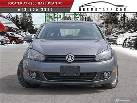 2011 Volkswagen Golf 2.0 TDI Comfortline (Stk: 5735) in Stittsville - Image 2 of 27
