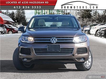 2011 Volkswagen Touareg 3.0 TDI Comfortline (Stk: 5891) in Stittsville - Image 2 of 29